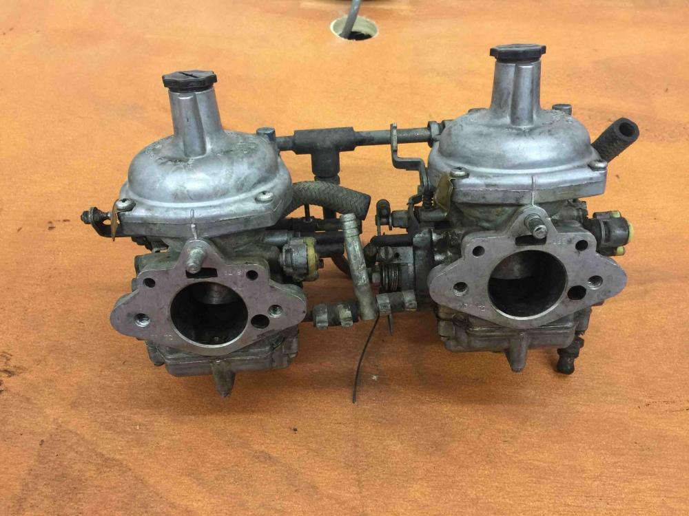 JAGUAR XKE ZENITH STROMBERG 175 CD-2 Carburetors - For