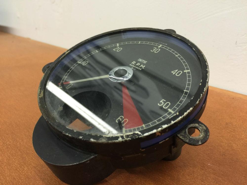 VINTAGE SMITHS Tachometer REV COUNTER JAGUAR XK150 MK1 Z46608 - For Sale, Seattle WA