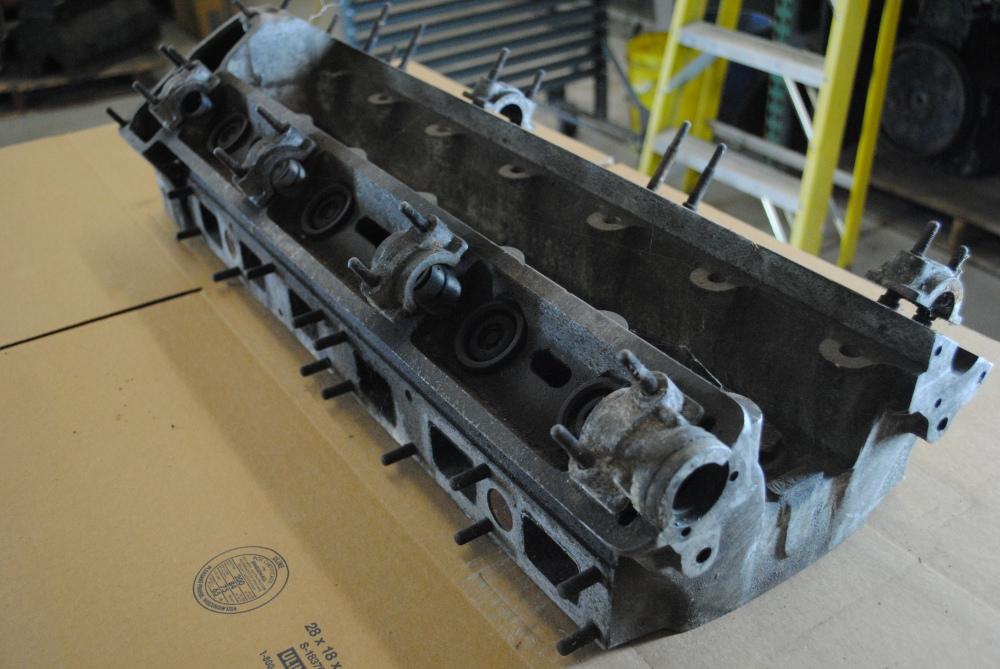on rebuilt bmw 4 4l engine
