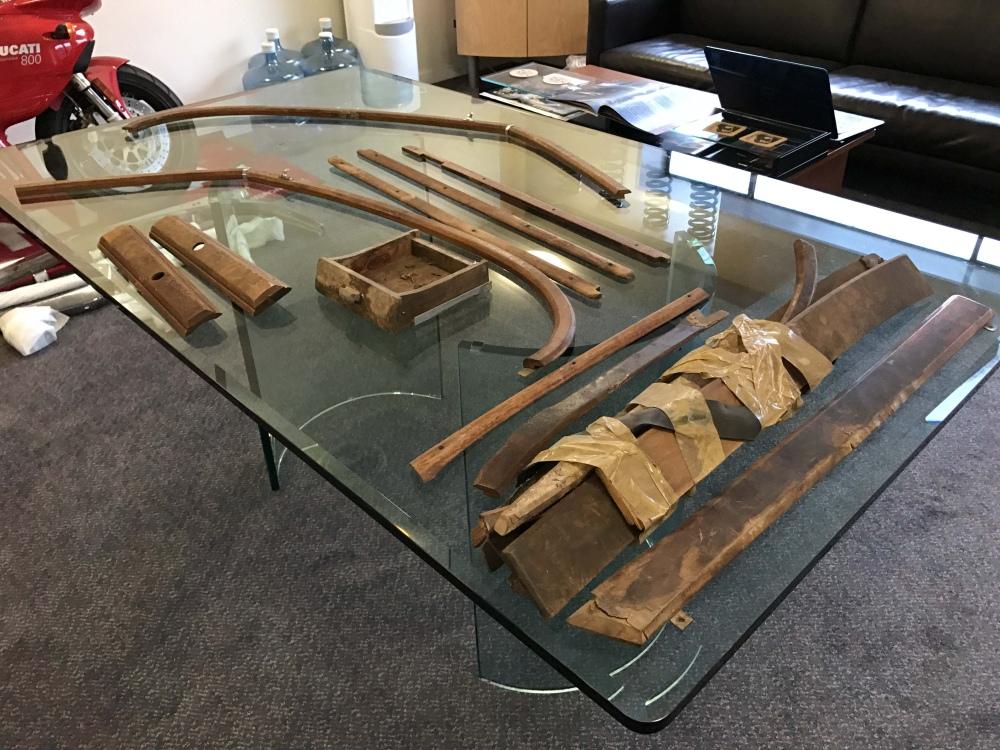 jaguar mk2 mark 2 wood trim interior wood pieces lot sale ebay. Black Bedroom Furniture Sets. Home Design Ideas