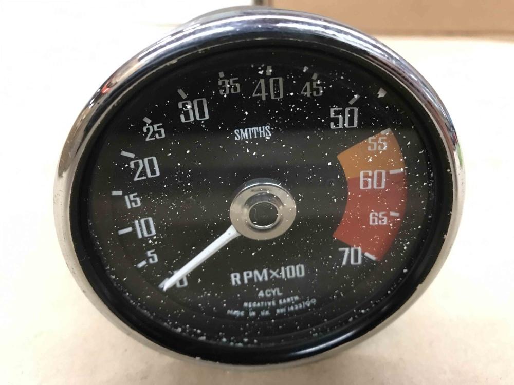 Mg midget rpm help