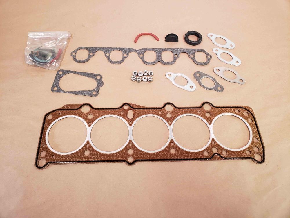 Audi 100 200 5000 Partial Engine Head Gasket Set Reinz 02